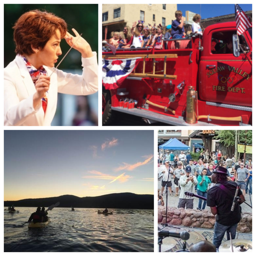 featured image July Events in Truckee Tahoe Reno