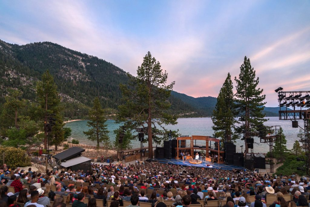 featured image world concert at Lake Tahoe