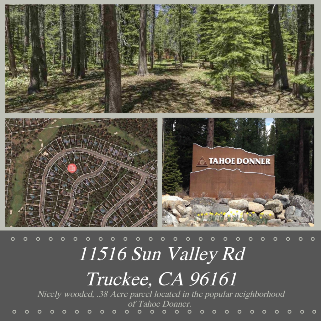 featured image highlighting property at 11516 Sun Valley Rd