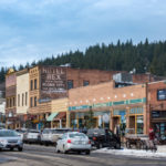 featured image showing the Town of Truckee, on Donner Pass Road well known for great restaurants, art galleries and gift shops.