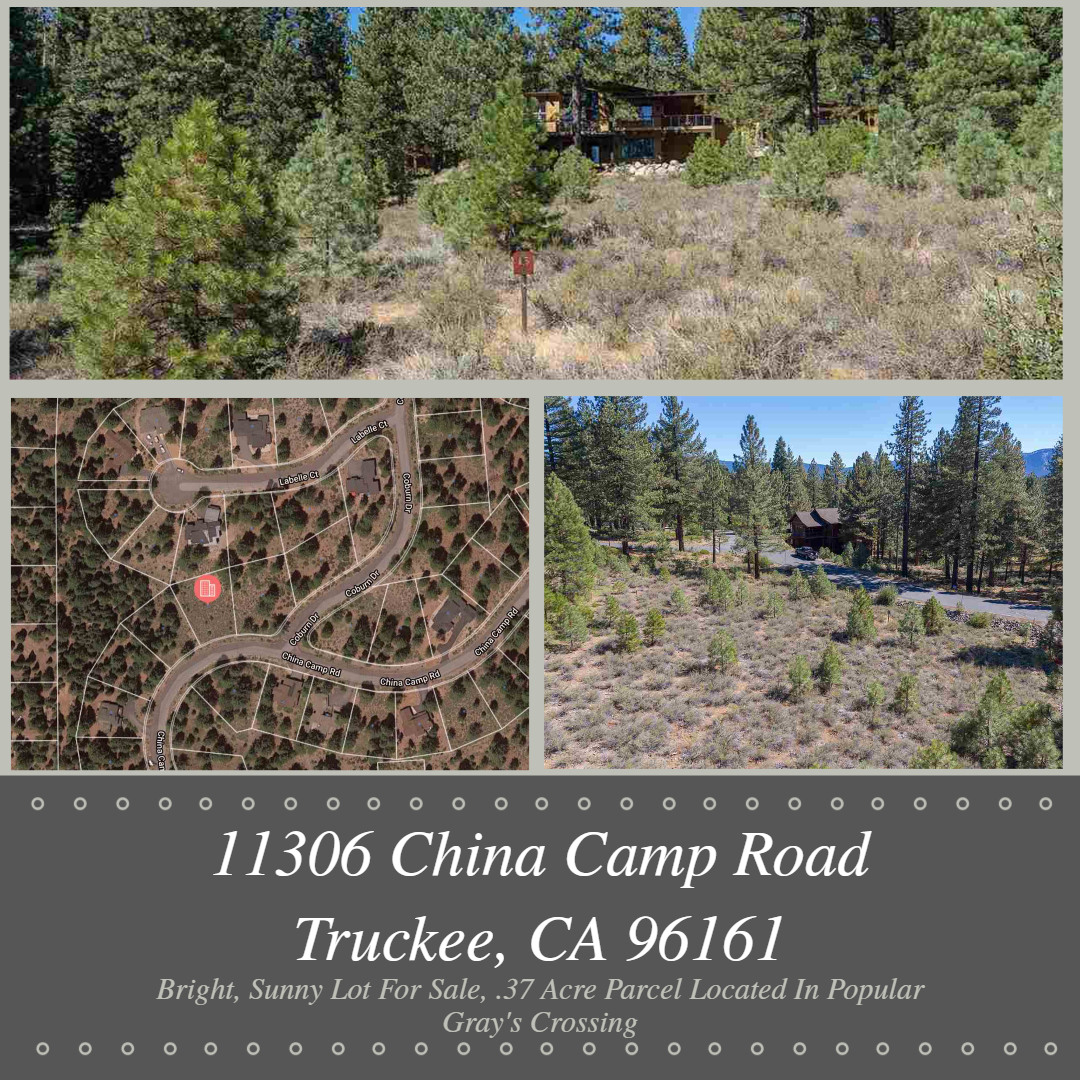 featured image showing 11306 China Camp Road
